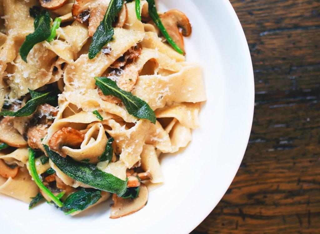 Bend Italian food