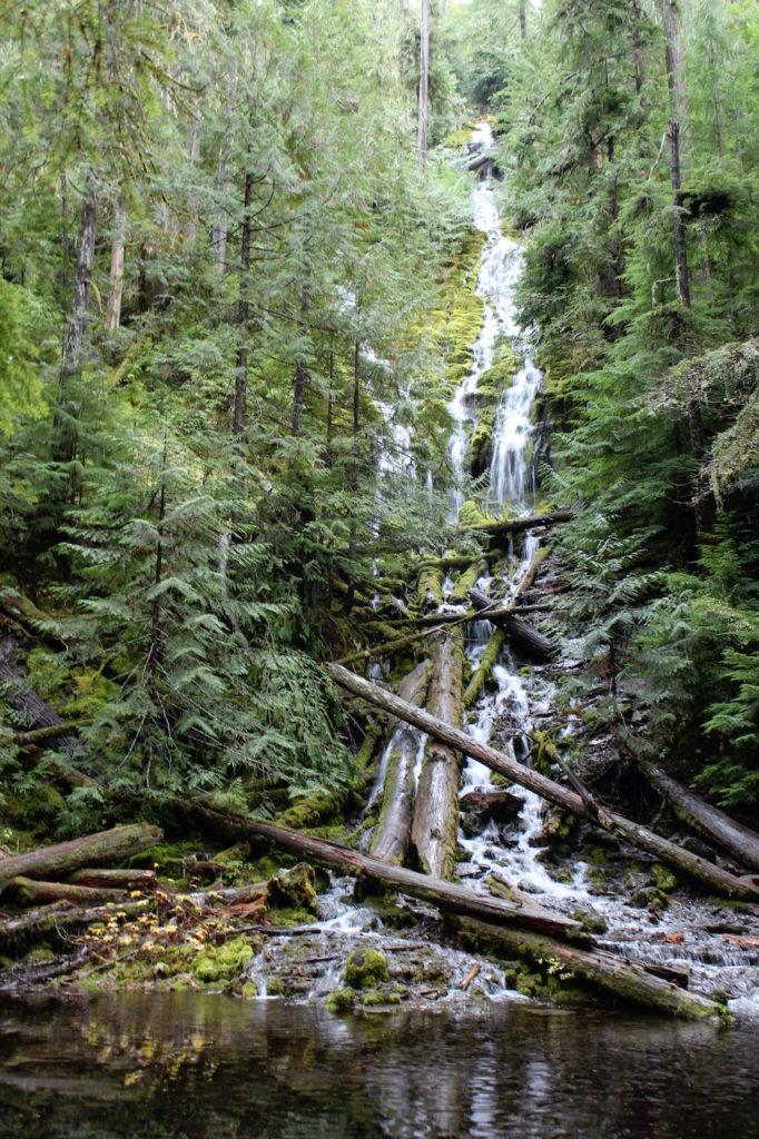 Proxy Falls Bend Oregon
